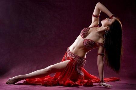 Азы восточных танцев для начинающих