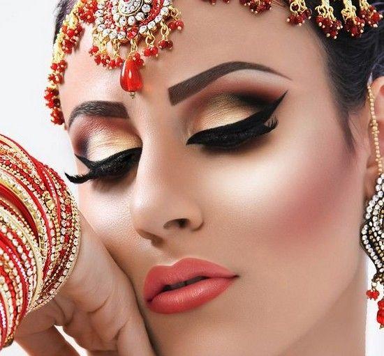 Восточный макияж: японский, индийский, арабский – секреты превращения в обольстительную красавицу Востока