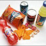 Вредные для здоровья продукты питания