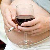Вредные привычки и беременность на первых неделях