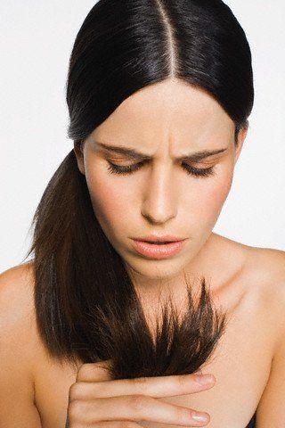 Загубата на коса: как да се укрепване на косата?