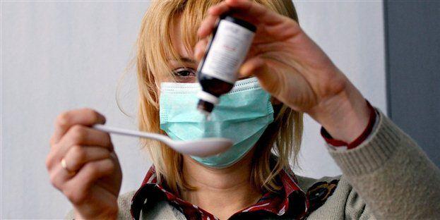 przekrwienie błony śluzowej nosa na zdjęciu dziecka