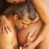 Занятие сексом в период беременности