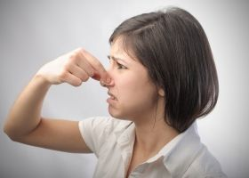 Straszny smród z ust