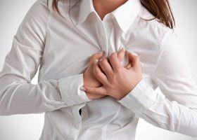 Женщинам следует обращать внимание на симптомы, связанные с болезнями сердца