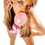 Жевательная резинка её польза и вред
