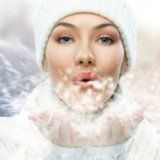 Зимний уход за кожей лица